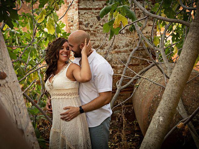 La boda de Raquel y Jose Antonio en Montemolin, Badajoz 4