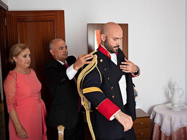 La boda de Raquel y Jose Antonio en Montemolin, Badajoz 9