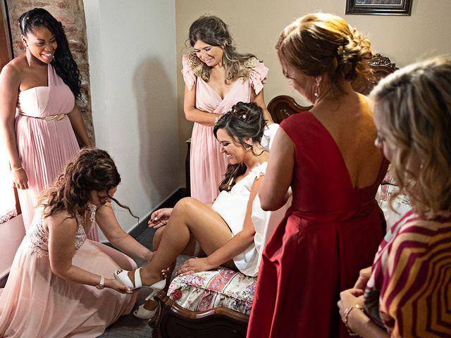 La boda de Raquel y Jose Antonio en Montemolin, Badajoz 13