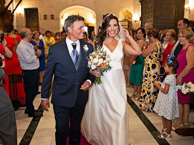 La boda de Raquel y Jose Antonio en Montemolin, Badajoz 15