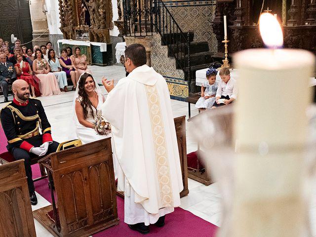 La boda de Raquel y Jose Antonio en Montemolin, Badajoz 16