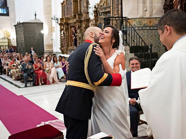 La boda de Raquel y Jose Antonio en Montemolin, Badajoz 17