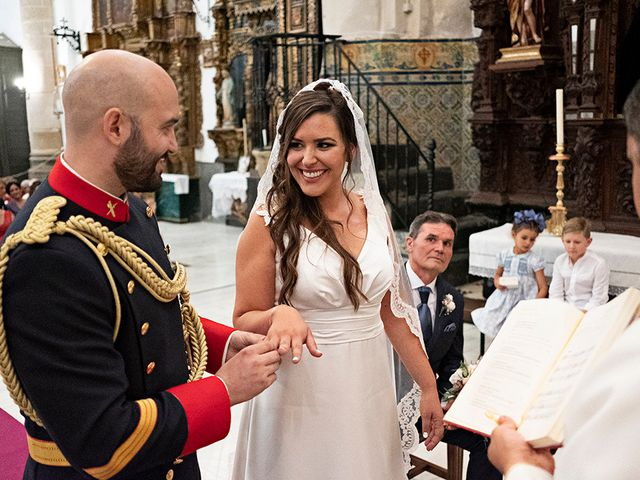 La boda de Raquel y Jose Antonio en Montemolin, Badajoz 18