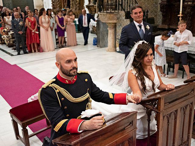 La boda de Raquel y Jose Antonio en Montemolin, Badajoz 20
