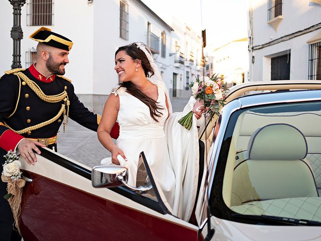 La boda de Raquel y Jose Antonio en Montemolin, Badajoz 22