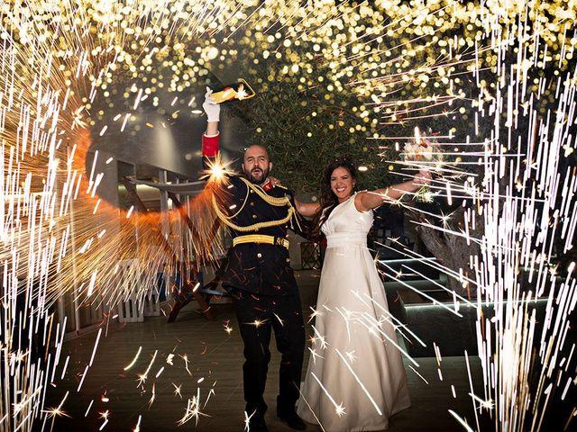 La boda de Raquel y Jose Antonio en Montemolin, Badajoz 24
