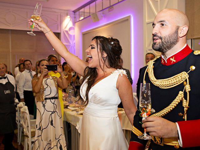 La boda de Raquel y Jose Antonio en Montemolin, Badajoz 25