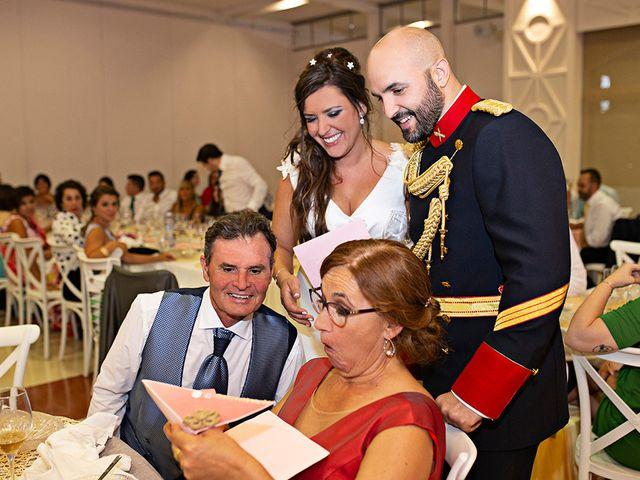 La boda de Raquel y Jose Antonio en Montemolin, Badajoz 29