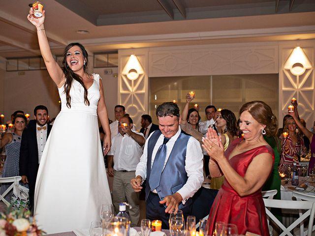 La boda de Raquel y Jose Antonio en Montemolin, Badajoz 31