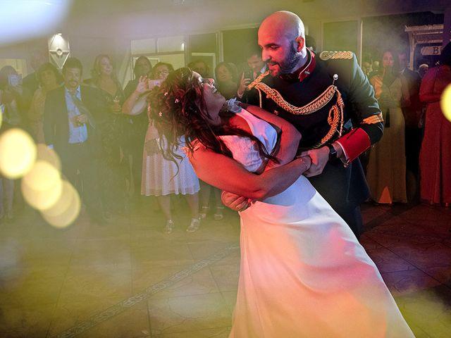 La boda de Raquel y Jose Antonio en Montemolin, Badajoz 34