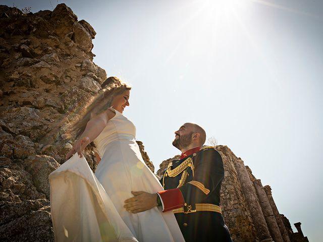 La boda de Raquel y Jose Antonio en Montemolin, Badajoz 36
