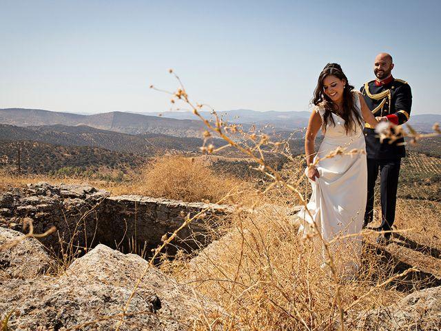 La boda de Raquel y Jose Antonio en Montemolin, Badajoz 38