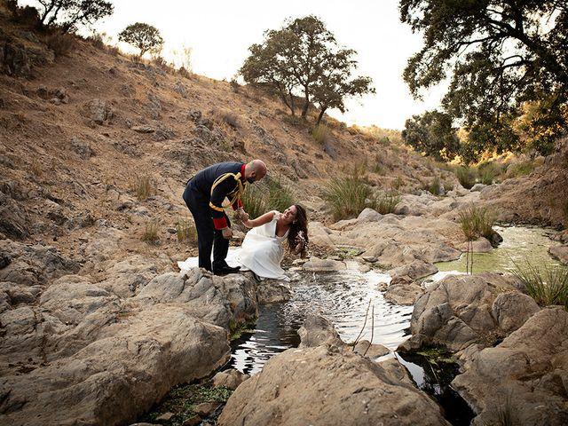 La boda de Raquel y Jose Antonio en Montemolin, Badajoz 40
