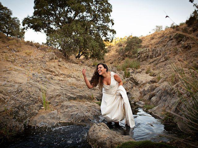 La boda de Raquel y Jose Antonio en Montemolin, Badajoz 41