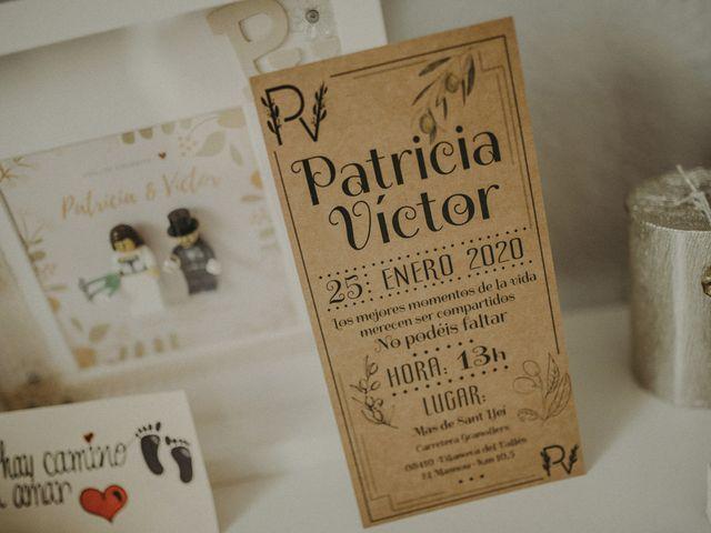 La boda de Víctor y Patricia en Vilanova Del Valles, Barcelona 4