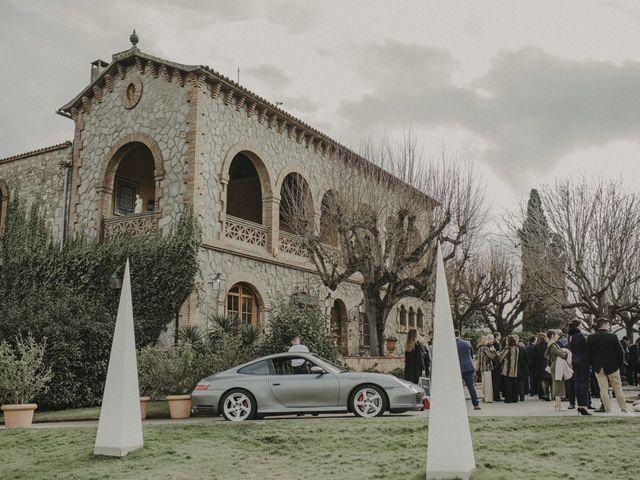 La boda de Víctor y Patricia en Vilanova Del Valles, Barcelona 59