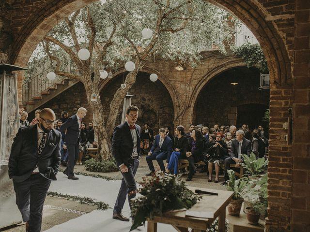 La boda de Víctor y Patricia en Vilanova Del Valles, Barcelona 72