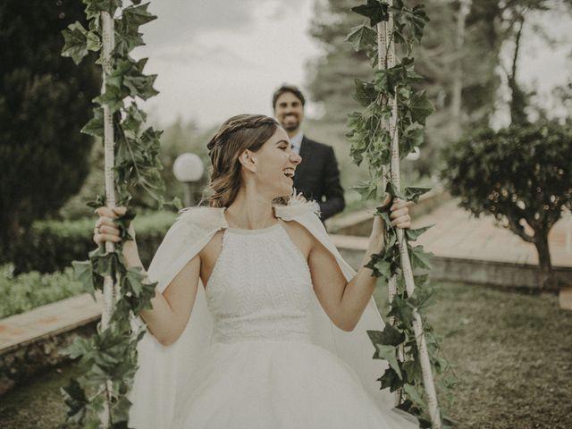 La boda de Víctor y Patricia en Vilanova Del Valles, Barcelona 137