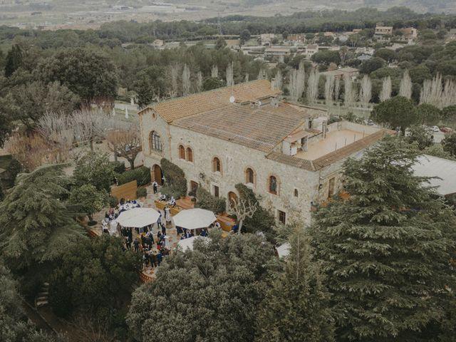 La boda de Víctor y Patricia en Vilanova Del Valles, Barcelona 164