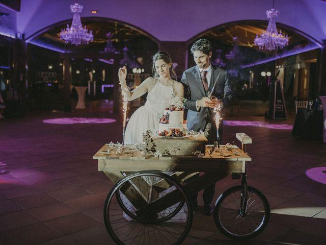 La boda de Víctor y Patricia en Vilanova Del Valles, Barcelona 200