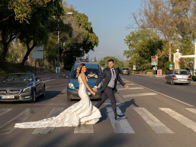 La boda de Ana y Daniel en Olvera, Cádiz 9