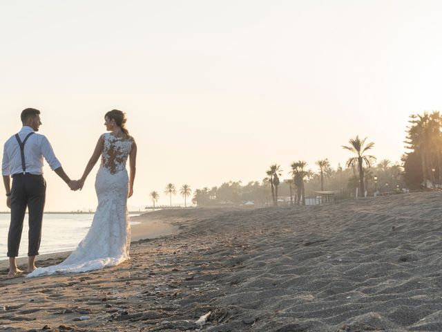 La boda de Ana y Daniel en Olvera, Cádiz 13
