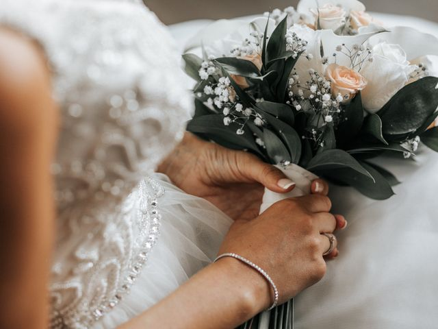 La boda de Aaron y Cristina en Elx/elche, Alicante 22