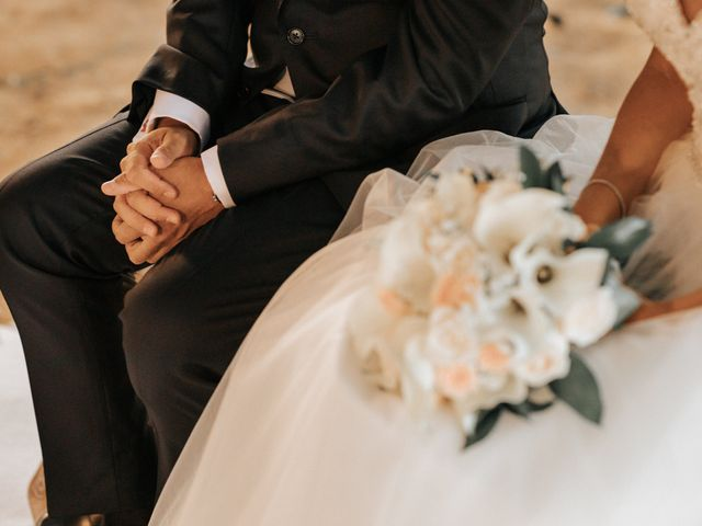La boda de Aaron y Cristina en Elx/elche, Alicante 25