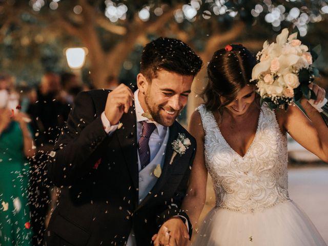 La boda de Aaron y Cristina en Elx/elche, Alicante 27