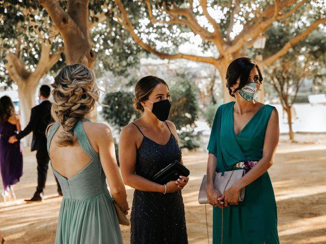 La boda de Aaron y Cristina en Elx/elche, Alicante 29
