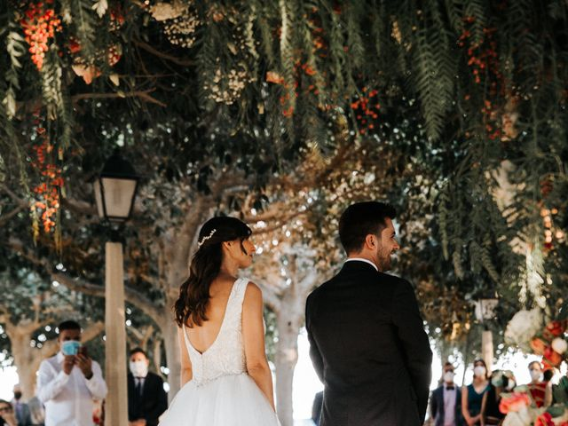 La boda de Aaron y Cristina en Elx/elche, Alicante 30