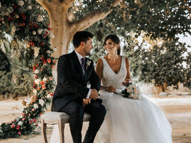 La boda de Aaron y Cristina en Elx/elche, Alicante 31