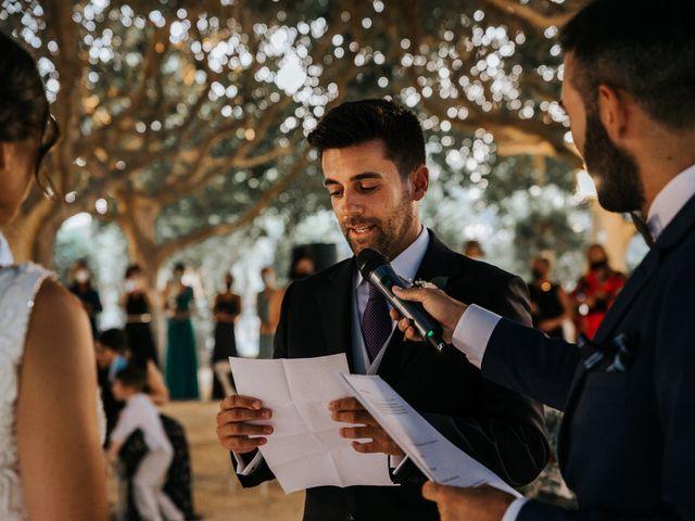 La boda de Aaron y Cristina en Elx/elche, Alicante 32