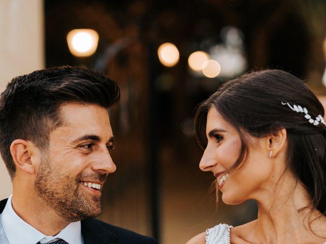 La boda de Aaron y Cristina en Elx/elche, Alicante 34