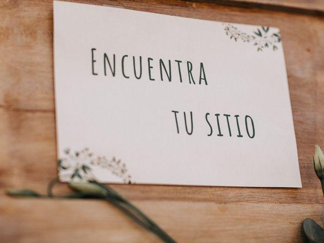 La boda de Aaron y Cristina en Elx/elche, Alicante 39