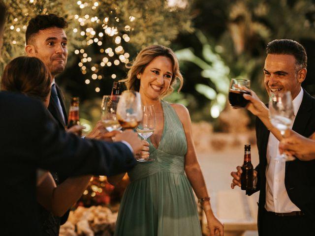 La boda de Aaron y Cristina en Elx/elche, Alicante 42