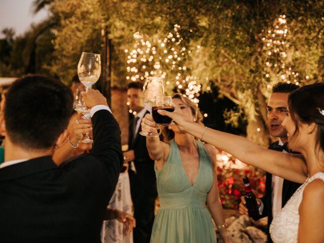 La boda de Aaron y Cristina en Elx/elche, Alicante 44