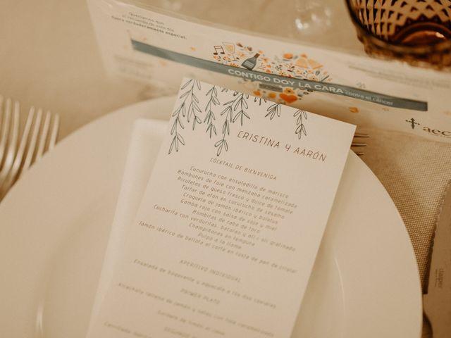 La boda de Aaron y Cristina en Elx/elche, Alicante 45