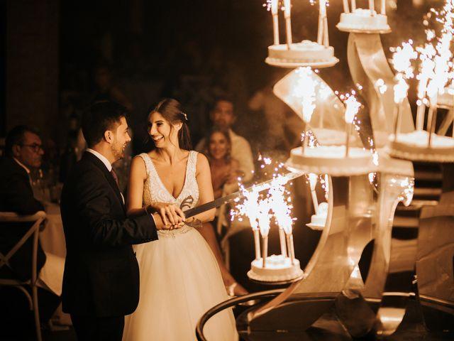 La boda de Aaron y Cristina en Elx/elche, Alicante 49