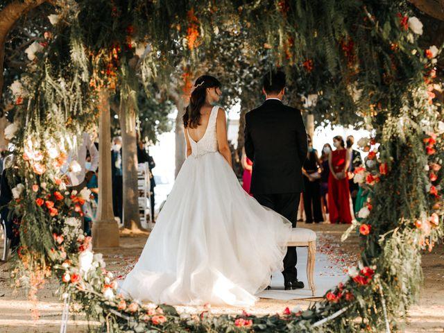 La boda de Aaron y Cristina en Elx/elche, Alicante 52