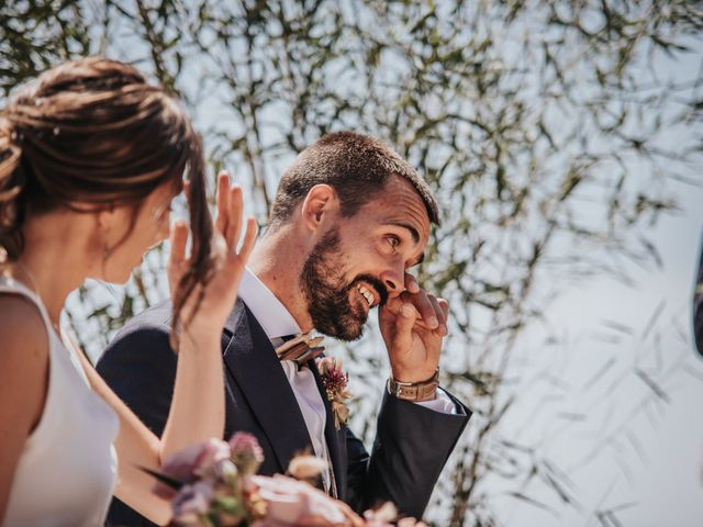 La boda de Ramon y Mariona en La Quar, Barcelona 35