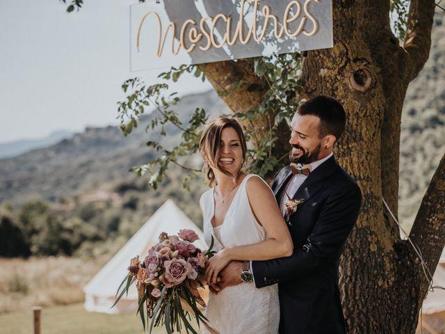 La boda de Mariona y Ramon