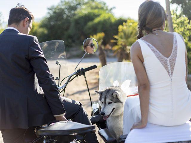 La boda de Adela y Miguel