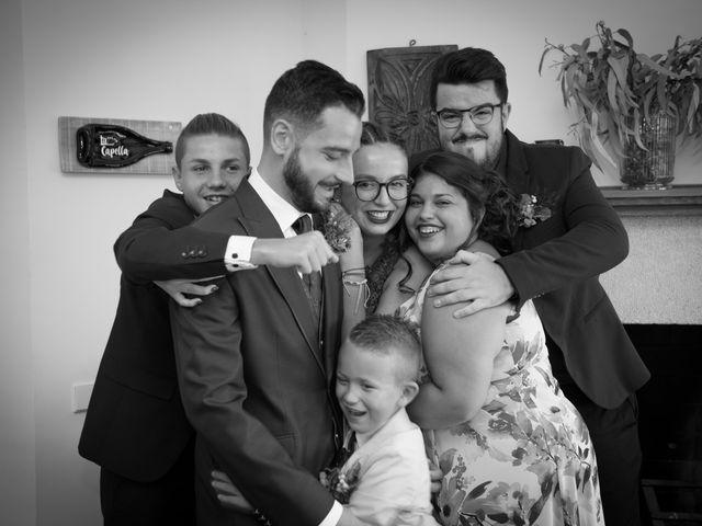 La boda de Marta y Alex en Odena, Barcelona 11
