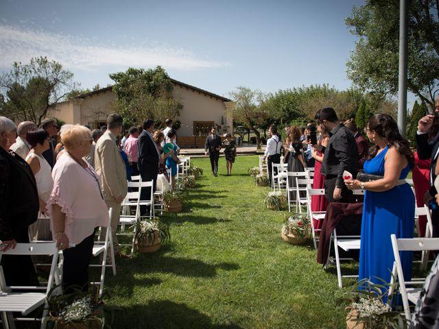La boda de Marta y Alex en Odena, Barcelona 29