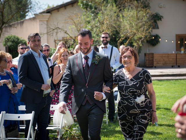La boda de Marta y Alex en Odena, Barcelona 30