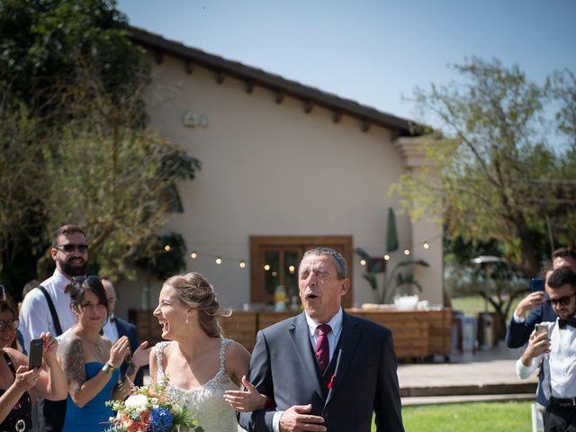 La boda de Marta y Alex en Odena, Barcelona 32