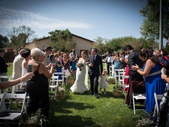 La boda de Marta y Alex en Odena, Barcelona 33