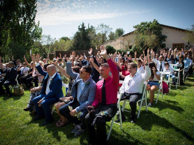 La boda de Marta y Alex en Odena, Barcelona 36