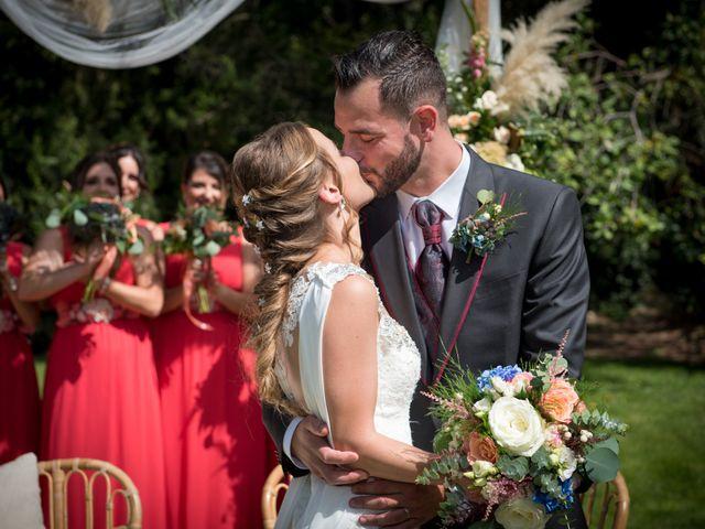 La boda de Marta y Alex en Odena, Barcelona 40